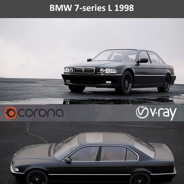 BMW 7-Series L 1998