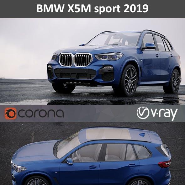 BMW X5 M Sport 2019