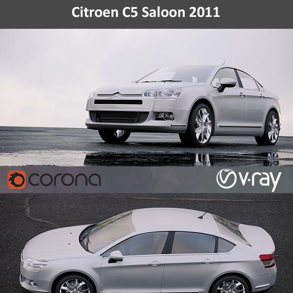 Citroen C5 Saloon 2011