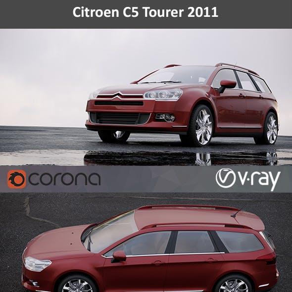 Citroen C5 Tourer 2011