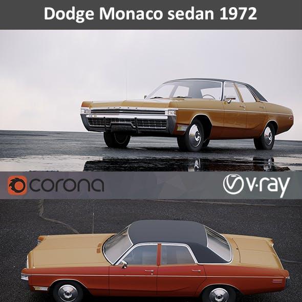 Dodge Monaco Sedan 1972