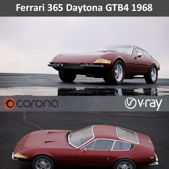 Ferrari 365 Daytona GTB4 1968