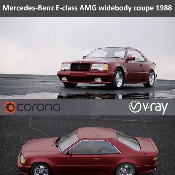 Mercedes-Benz E-Class AMG 1988
