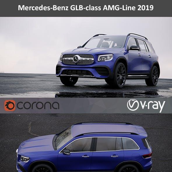 Mercedes-Benz GLB AMG Line 2019