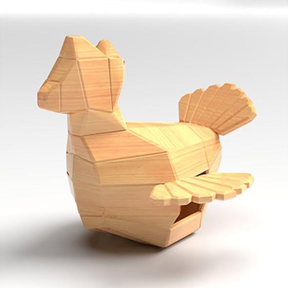 Chicken Hen house