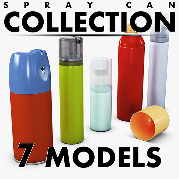Spray Can Collection Volume 1