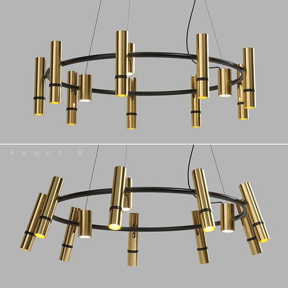 Lampatron React R 12 lamps