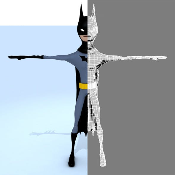 Batman - 3DOcean Item for Sale