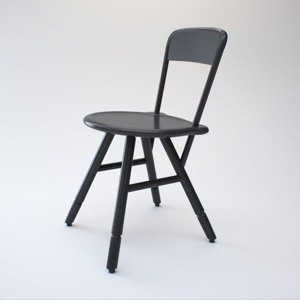Hippo Chair - 3DOcean Item for Sale
