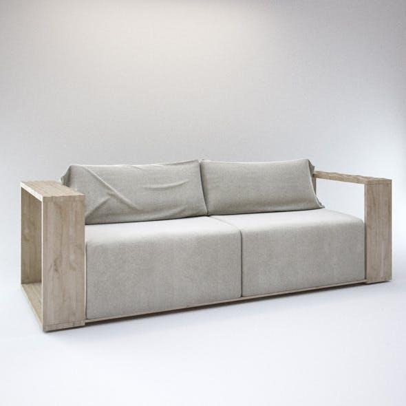 Sofa Arumjigi - 3DOcean Item for Sale