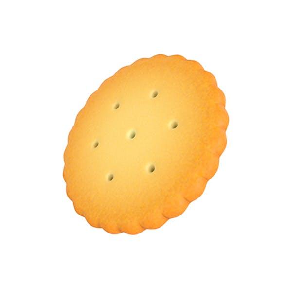 Round Cracker