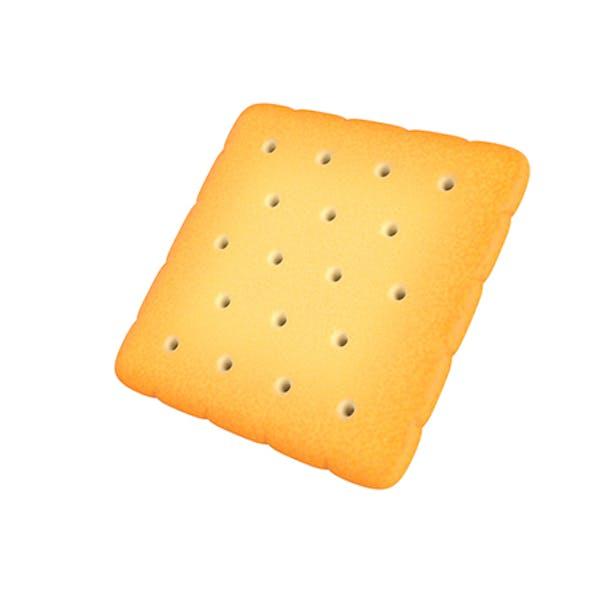 Square Cracker