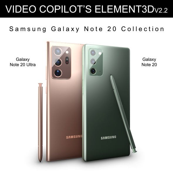 Samsung Galaxy Note 20 Collection