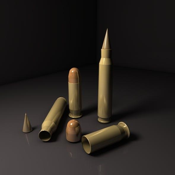 Bullet Combo Pack