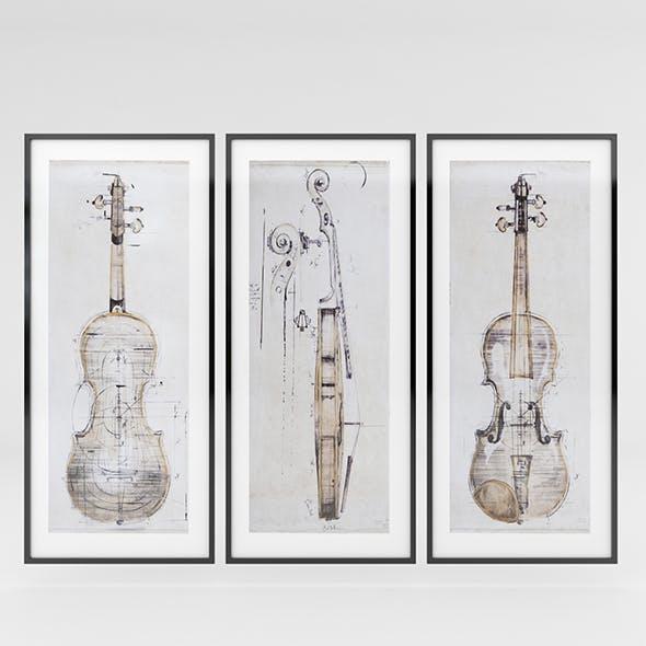 Frame - 3DOcean Item for Sale