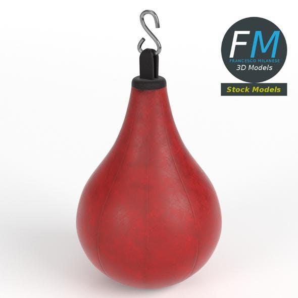 Hanging punching ball