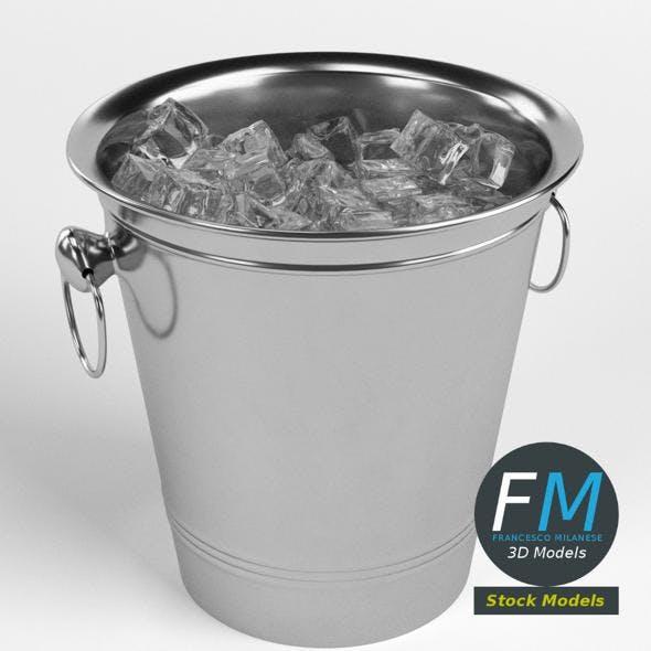 Ice bucket - 3DOcean Item for Sale