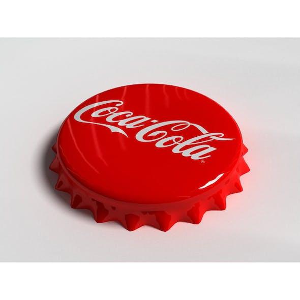 Cola Bottle Tin Cap