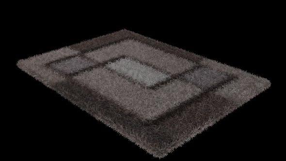 Vray Fur Carpet - 3DOcean Item for Sale
