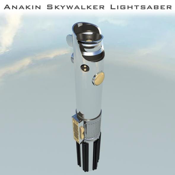 Star Wars: Anakin Skywalker Lightsaber