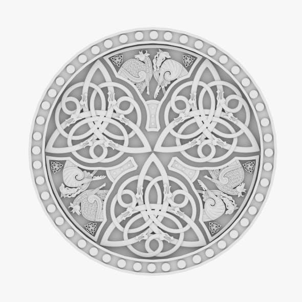 Celtic Ornament 10
