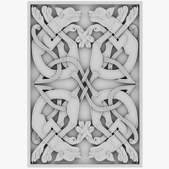 Celtic Ornament 17
