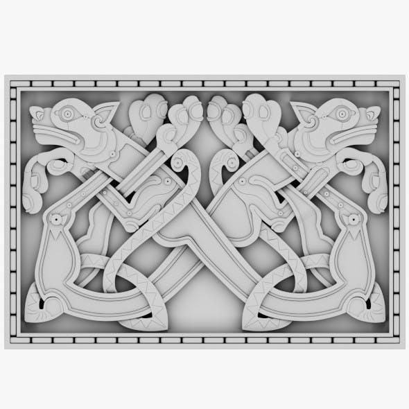 Celtic Ornament 22