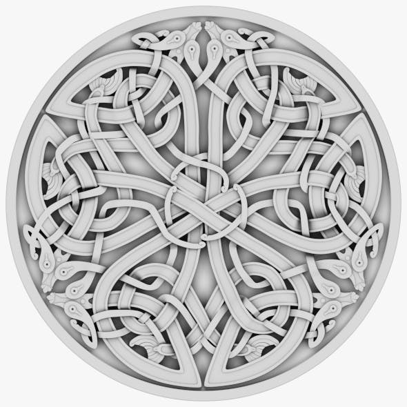 Celtic Ornament 26