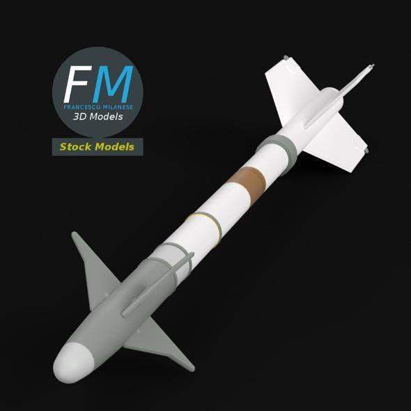 AIM-9M Sidewinder missile