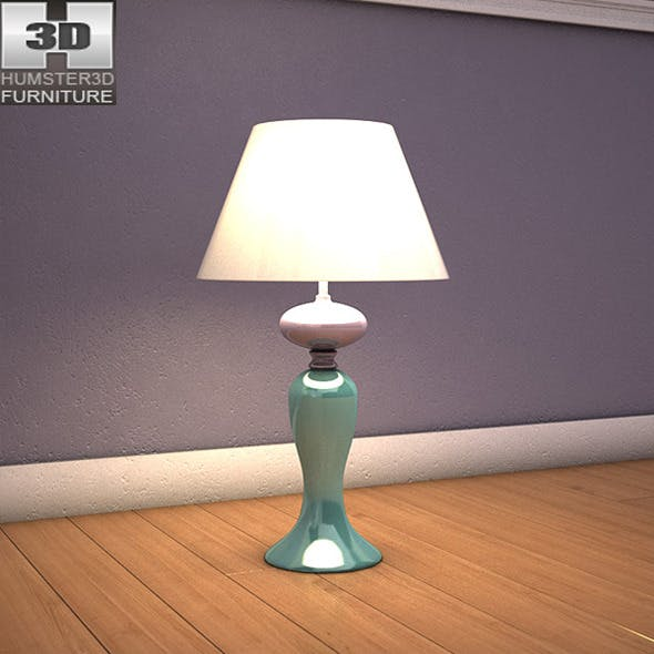 Ashley Sandhill Table Lamp - 3DOcean Item for Sale