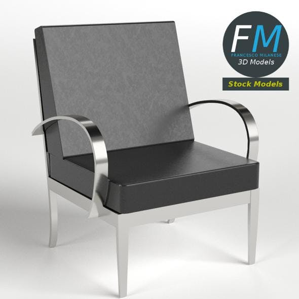 Armchairs 5 - 3DOcean Item for Sale
