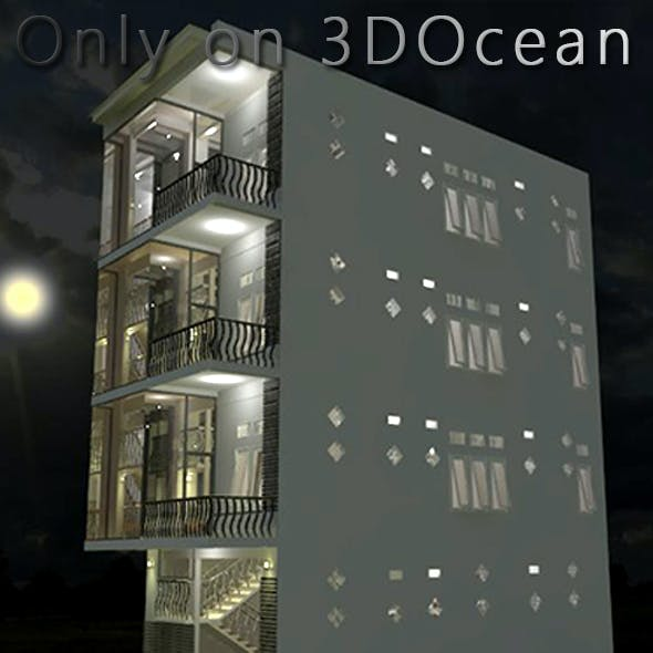 3D Design Room of Rent at Jakarta Indonesia 2020