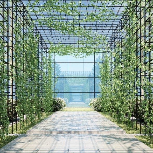 Vertical Garden 3 - 3DOcean Item for Sale