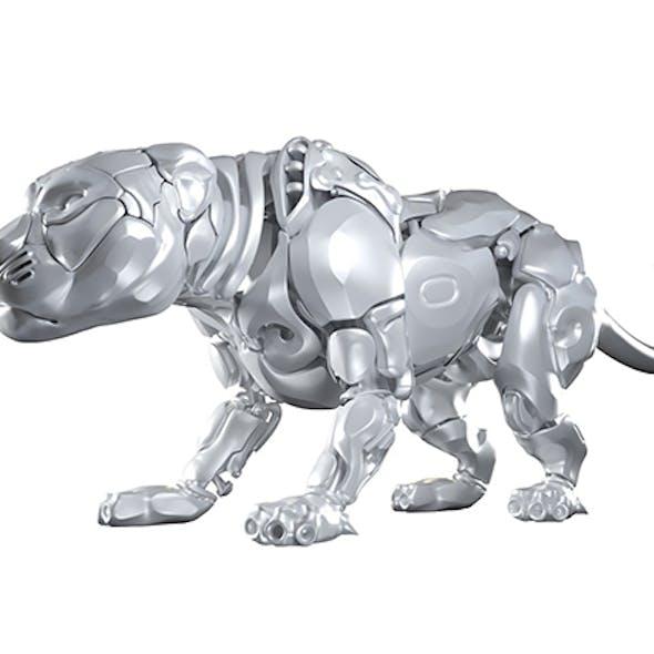 Panther robot sci fi