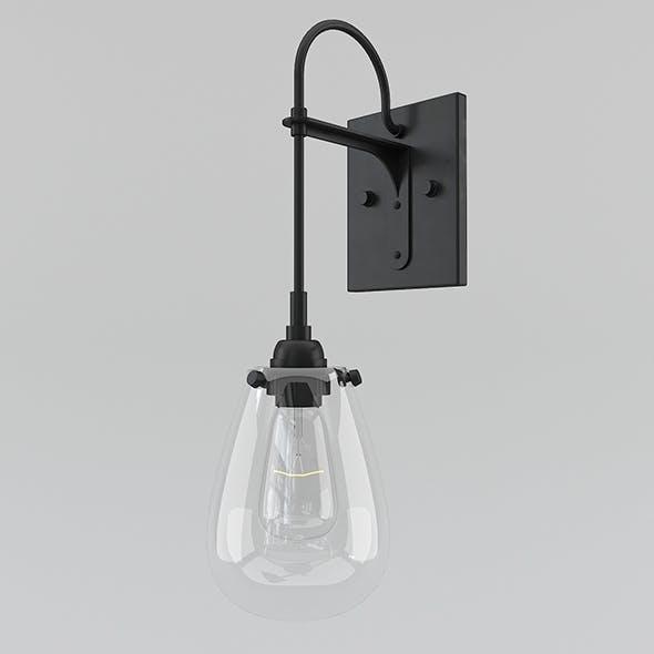Wall lamp etnik