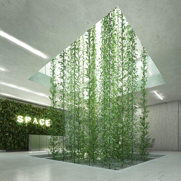 Vertical Garden 4 - 3DOcean Item for Sale