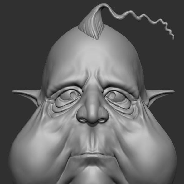 Fatty Guy Sculpt