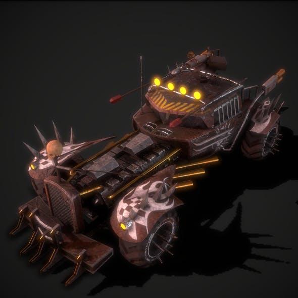 Apocalyptic Nux car