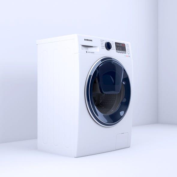 Washing machine Samsung Eco Bubbles