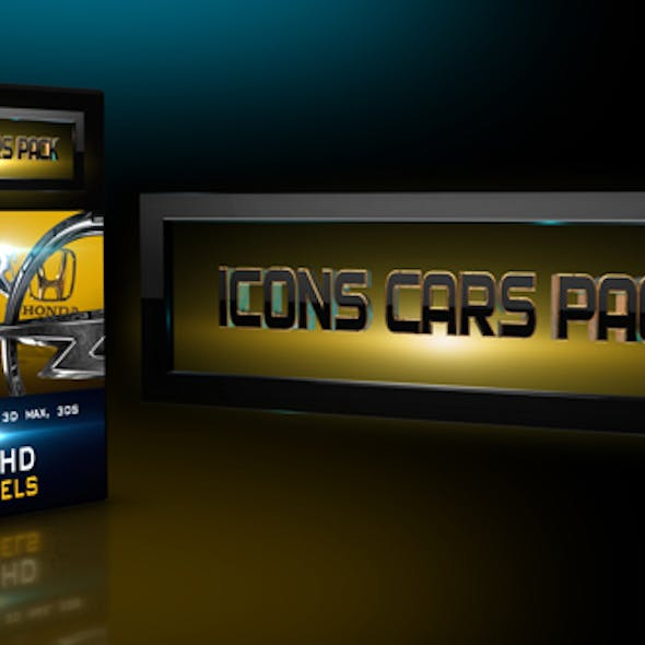 Icons cars pack
