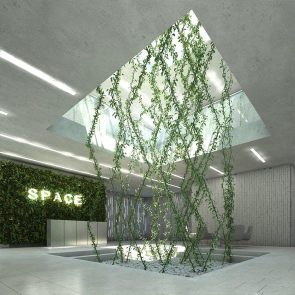 Vertical Garden 5 - 3DOcean Item for Sale