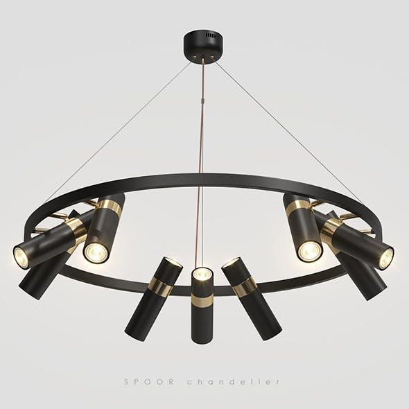 Lampatron Spoor 9 lamps