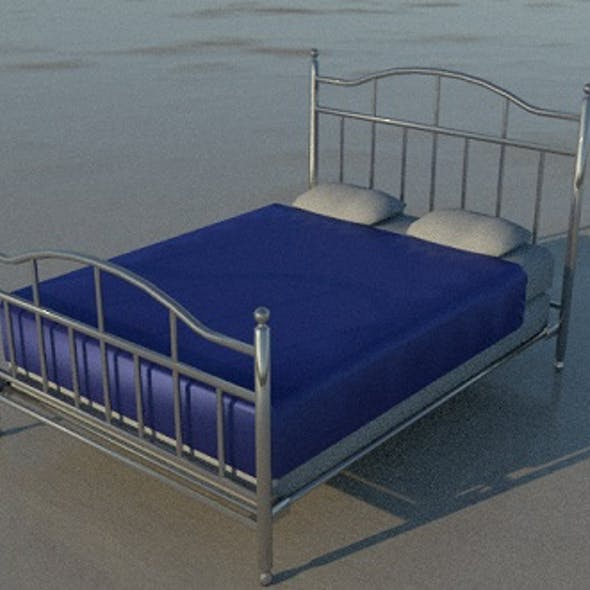 Metall Bed