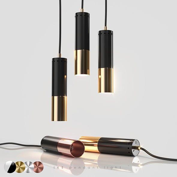 Delightfull IKE pendant - 3DOcean Item for Sale