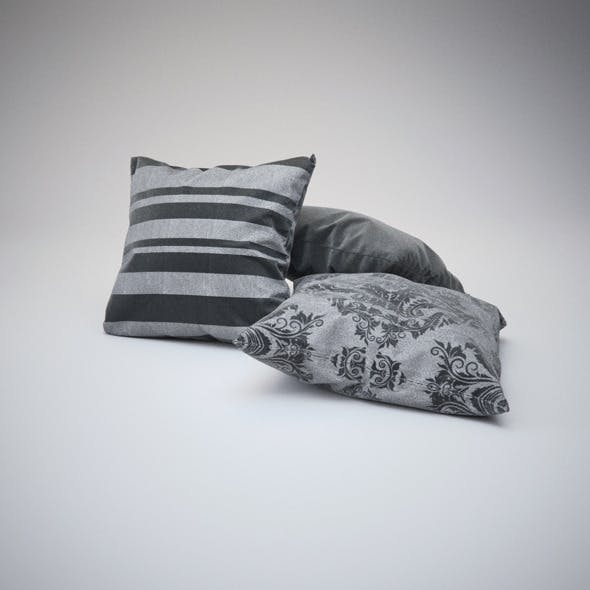 Photorealistics Pillows