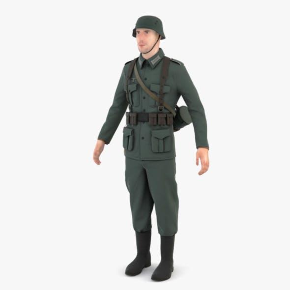 WW2 German Soldier