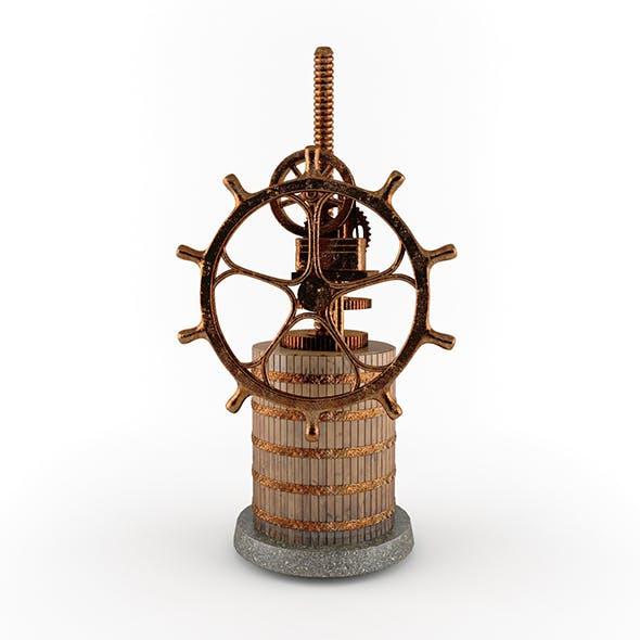 Wiine press