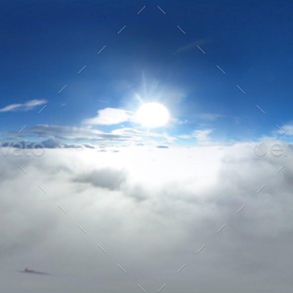 Above Clouds Sky