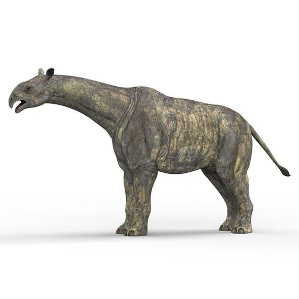 Paraceratherium Dinosaur