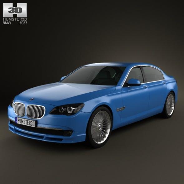 BMW 7 Series B7 Alpina 2011